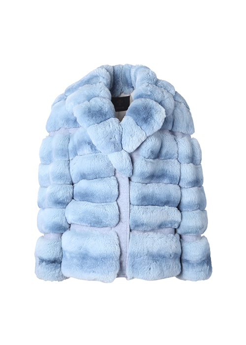 CHINCHILLA BLUE COAT